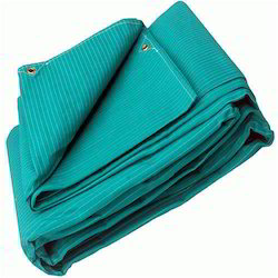 Sea Green Cotton Tarpaulin, For For Truck