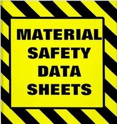 Material Safety Data Sheet at Best Price in India