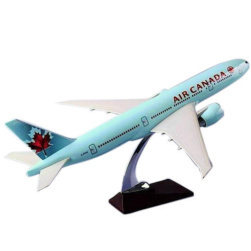 Air Canada Airplane Scale Model