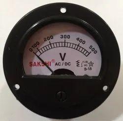 Round Meter