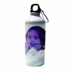 Silver Sipper Bottle