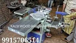 Semi- Automatic Wooden Randa Machine, Rs 400000 /piece, Harvest