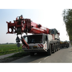 Material Handling Cranes Rental Services