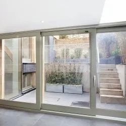 UPVC Heavy Duty Patio Door