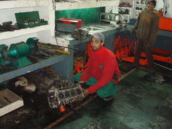 Injector Cleaning Services