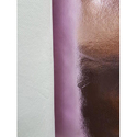 Pink Color Metallic Laminated Non Woven Fabric