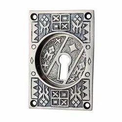 Nahath Brass Decorative Flush Pull