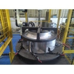 Aluminium Robot Welding Fixture