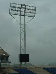 Stadium Lighting Masts
