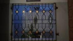 Mild Steel Window Grill