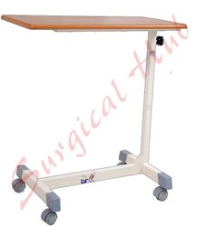 Over Bed Table ( Manually Adjustable )