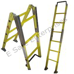 Fibre Glass Folding Ladders