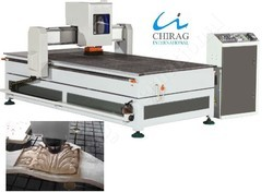 Automatic High Precision CNC Wood Router Machine