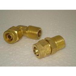 Brass PU Connector
