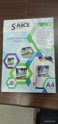 Sublimation Paper A/4 100 Sheet 120 Gsm,made In Germany