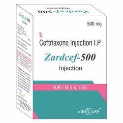 Ceftriaxone 500mg