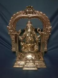 Ganesh Statues, Size: Differs