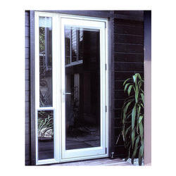 Aluminium Door Fabrication Service