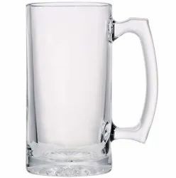 Sublimation Glass Beer Mug