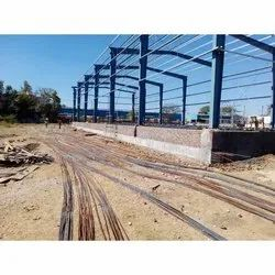 Steel Frame Structures Industrial Projects Building Construction