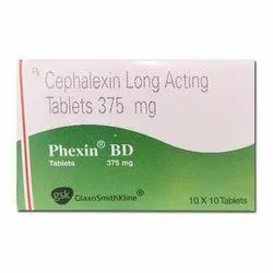 Cephalexin Long Acting Tablet