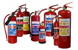 ABC Fire Extinguishers Clean Agent