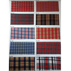 Uniform Checked Fabric