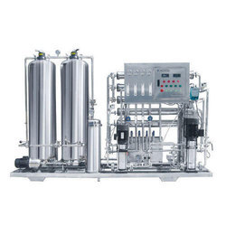Stainless Steel Commercial RO Plant