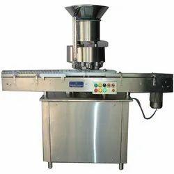 Automatic Six Head Vial Cap Sealing Machine