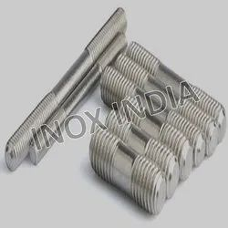 Ss 316 Half Threaded Studs
