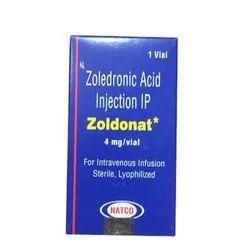 Zoledronic Acid Injection IP