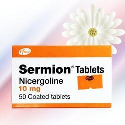 Nicergoline Tablet
