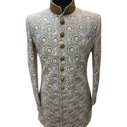 Stylish Embroidered Sherwani