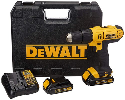 Dewalt DCD776C2 18V Lithium-Ion 13mm Hammer Drill/Driver