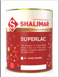 Shalimar Superlac Premium Hi-Gloss Paint, Packaging Type: Bucket