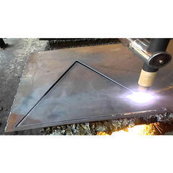CNC MS Plate Cutting Services, in Chennai, Tamil Nadu, Thickness: 5-30 Mm