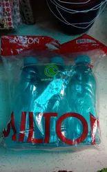 Plastic Screw Cap Water Bottles, Capacity: 1ltr