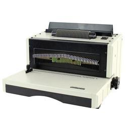 Aufiss Coil 46E-30 Automatic Spiral Binding Machine