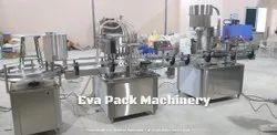 Automatic Edible Oil Bottle Filling Machine