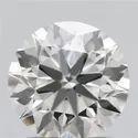 1.33ct Lab Grown Diamond CVD H VVS1 Round Brilliant Cut IGI Certified Stone