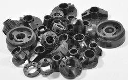 Plastic Round Mjm Tfo Textile Machine Parts, For Industrial