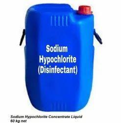 Sodium Hypochlorite - Disinfectant