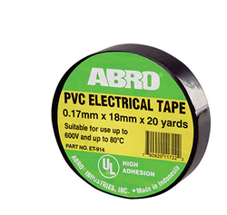 ABRO Ul Classified Pvc Electrical Tape