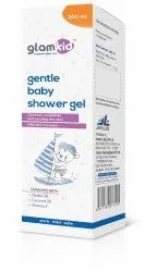 Gentle baby Shower gel