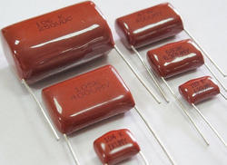Metalized Polyster Film Capacitors