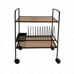 MS Frame Serving Trolley SVT3