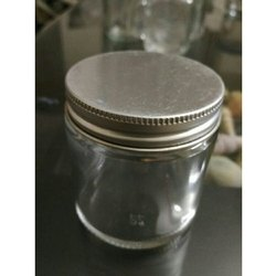 120 Ml Glass Candle Jar