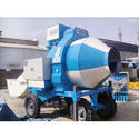 Tilting Drum Mixer Reversible Concrete Mixer, For Industrial