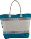 Dyed & Natural Colour Earthyybags Canvas Beach Bag, Size: 37x52x15 Cm