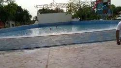 Blue concrete wave pool dealer, Dimension: 20'60' 35'x80' 45'x105, 5' se  0  level